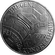 100 schilling Bregenz -  avers
