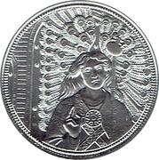 10 euros Archange Raphaël (argent, non coloré) – revers