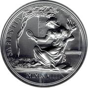 20 euros Marie-Thérèse d'Autriche (prudence) – revers