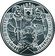 20 Euro (200 years Silent Night) -  revers