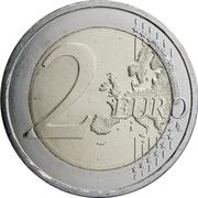 2 euros République d'Autriche -  revers