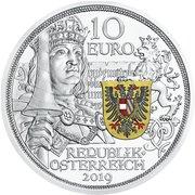 10 Euro - Chivalry – avers