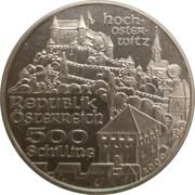 500 shilling Hochosterwitz -  avers