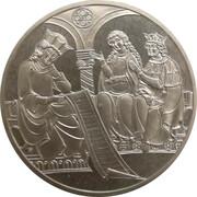 500 shilling Hochosterwitz -  revers