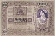 10000 Kronen -  revers