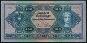 100 Schilling -  avers