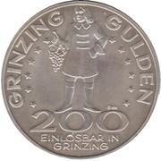 200 schillings -  avers