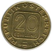 20 schilling Georgenberger Handfeste -  avers