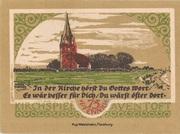 75 Pfennig (Aventoft) – revers