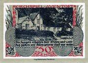 50 Pfennig (Aventoft) – revers