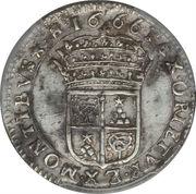 1 luigino - Alexander VII – revers