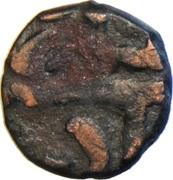1 Paisa - Shah Alam II (Najibabad mint) – revers