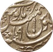 1 Rupee - Shah Alam II (Atelier d'Asafabad) – revers