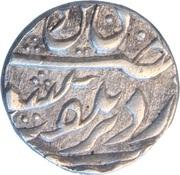 Rupee - Shah Alam II (Lucknow mint) – avers