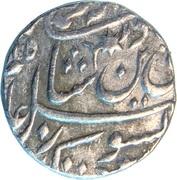 1 Rupee - Shah Alam II (Atelier de Lucknow) – avers