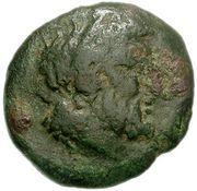 Bronze Æ19 (Axos) -  avers