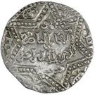 Dirham - al-Zahir Ghazi (Six-pointed star type - Aleppo) – avers