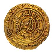 Dinar - al-'Aziz 'Uthman (Cairo) – avers