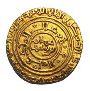 Dinar - al-'Aziz 'Uthman (Cairo) – revers