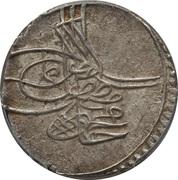 Abbasi - Mahmud I – avers