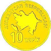 10 Qəpik (Gold) – avers