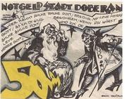 50 Pfennig (Bad Doberan) – revers