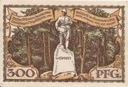 300 Pfennig – revers