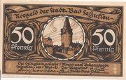 50 Pfennig (Bad Salzuflen) – avers