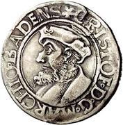 1 Dicken - Christoph I. – avers