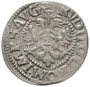 ½ Batzen - Philipp II. – revers