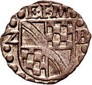 1 Pfennig - Eduard Fortunat (Schüsselpfennig) – avers