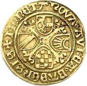 1 Goldgulden - Christoph I. – revers