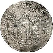 60 Kreuzer - Karl II. (Guldentaler) – avers
