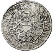 60 Kreuzer - Karl II. (Guldentaler) – revers