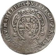 1 Thaler - Friedrich V. (Pforzheim) – revers