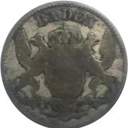 3 kreuzer Leopold I – avers