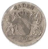 6 kreuzer Leopold I – avers