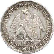 1 Ausbeute Gulden - Leopold I – revers
