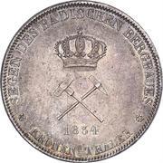 1 kronenthaler Leopold I – revers