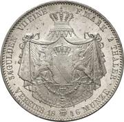 2 Thaler / 3½ Gulden - Leopold I – revers