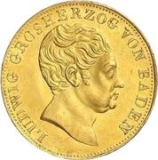 5 Gulden - Ludwig I – avers