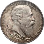 5 mark Friedrich I – avers