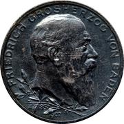 2 mark Friedrich I -  avers