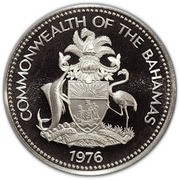 1 dollar - Elizabeth II – avers