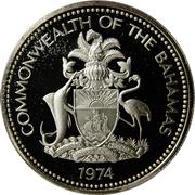 1 dollar - Elizabeth II (BE) – avers