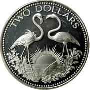 2 dollars - Elizabeth II – revers
