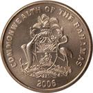 1 cent (Grand module) – avers