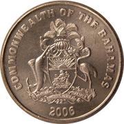 1 cent (Grand module) -  avers