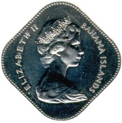 15 cents - Elizabeth II -  avers