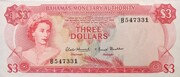 3 Dollars -  avers